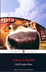 Cover: Cold Comfort Farm by Stella Gibbons (Penguin Classics ed)