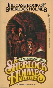 Cover: The Case Book of Sherlock Holmes